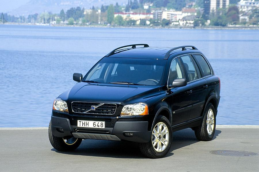 2003 Volvo XC90 Photo 3 of 17