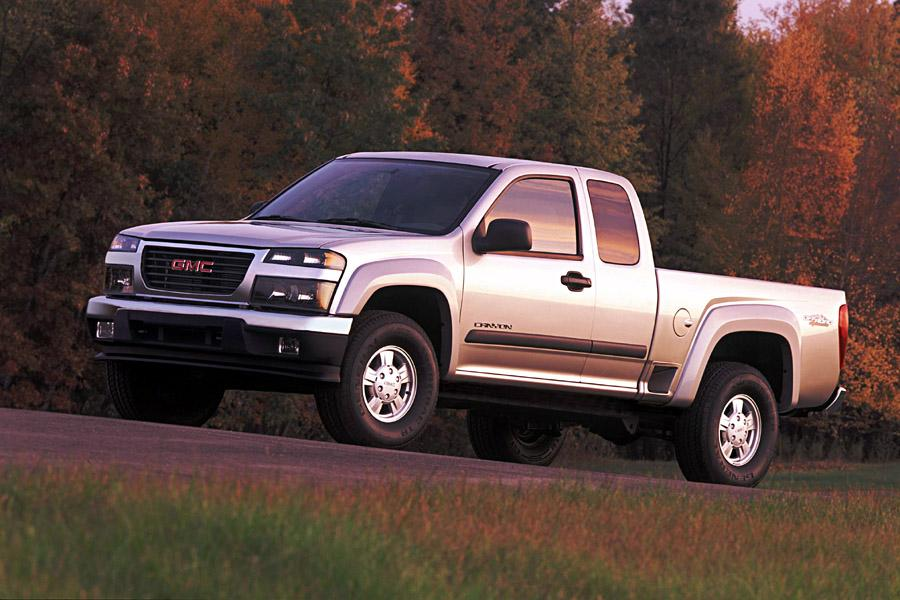 2004 GMC Canyon Photo 4 of 6