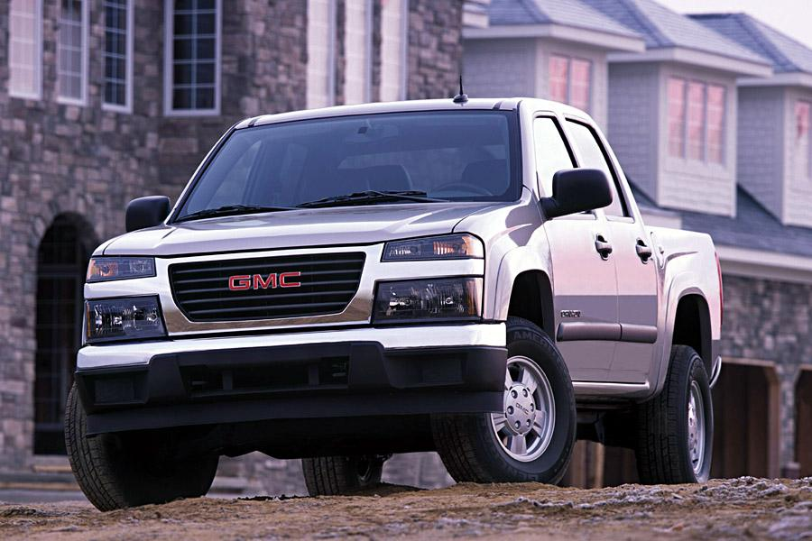 2004 GMC Canyon Photo 5 of 6