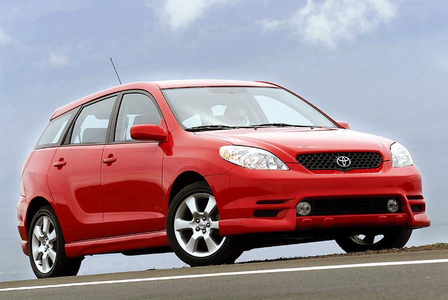 2004 Toyota Matrix Specs Pictures Trims Colors Cars Com