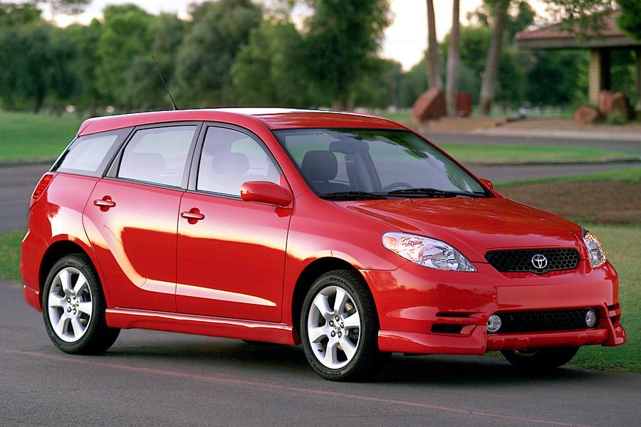 2004 toyota matrix specs pictures trims colors. Black Bedroom Furniture Sets. Home Design Ideas
