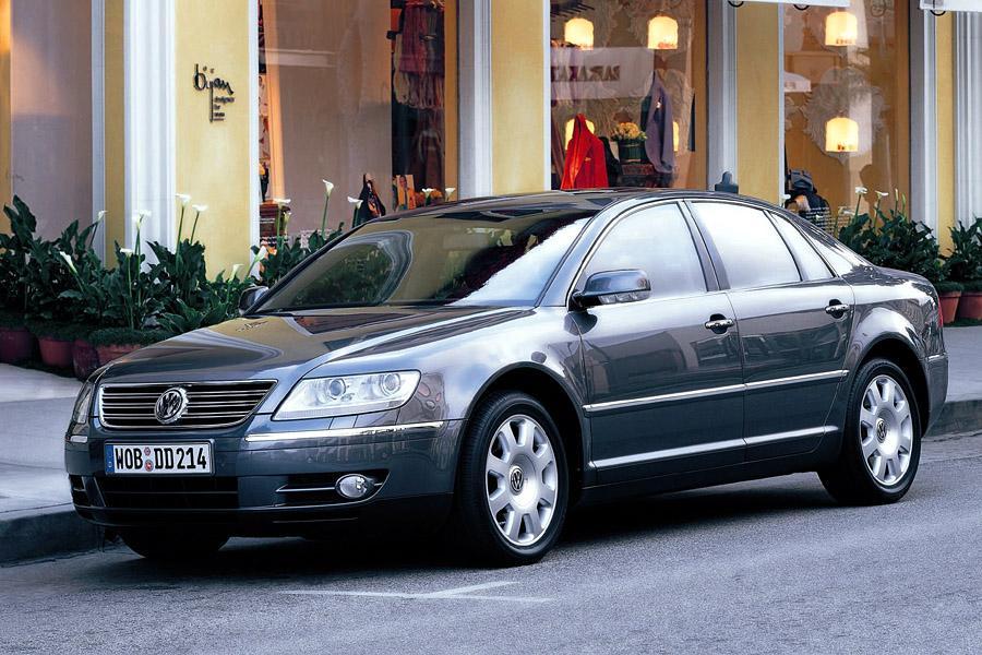 2004 Volkswagen Phaeton Overview | Cars.com
