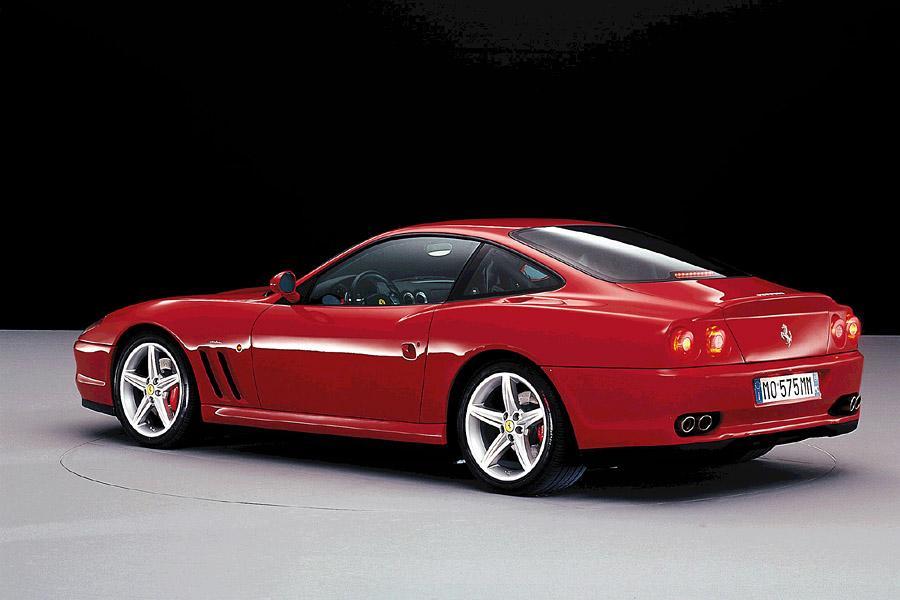 2002 Ferrari 575 M Photo 2 of 4