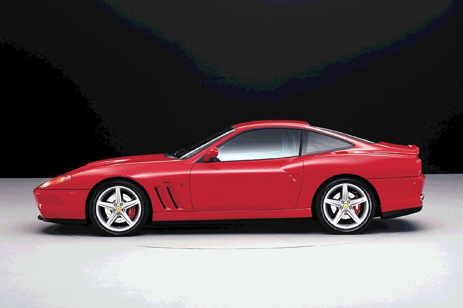 2002 Ferrari 575 M Photo 3 of 4