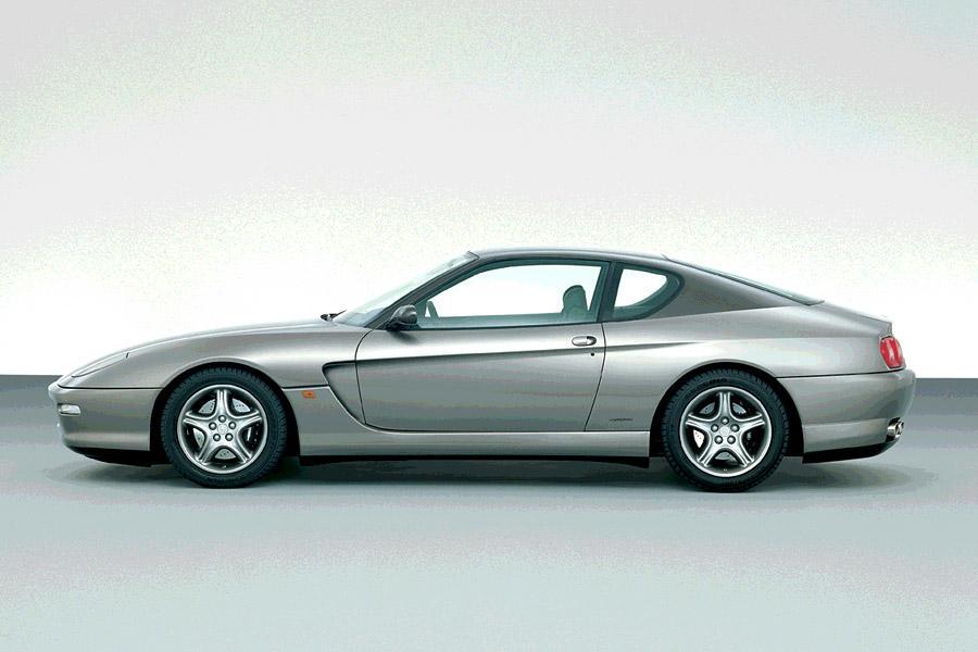 2002 Ferrari 456 M Photo 2 of 6