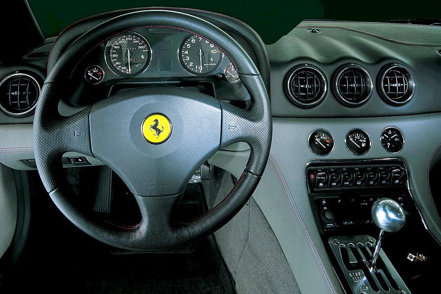 2002 Ferrari 456 M Photo 6 of 6