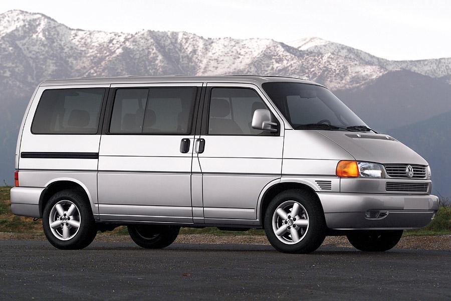 2002 Volkswagen Eurovan Photo 6 of 12