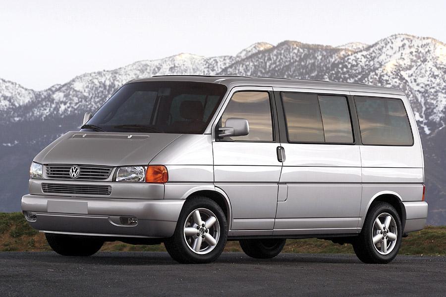 2002 Volkswagen Eurovan Photo 2 of 12
