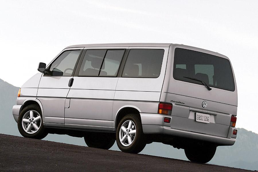 2002 Volkswagen Eurovan Photo 1 of 12