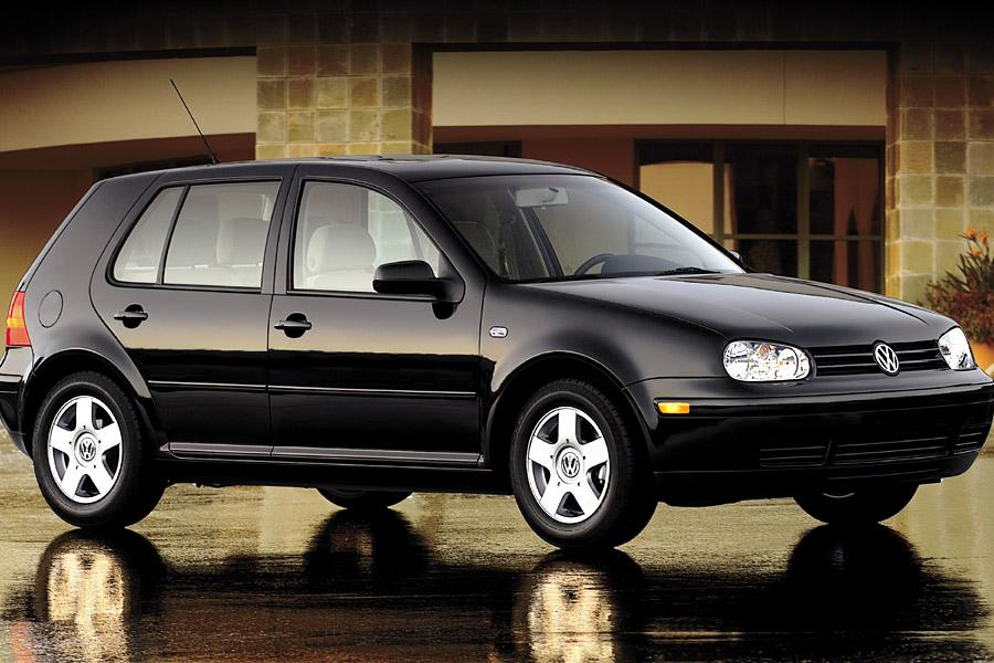 What Does Volkswagen Own >> 2002 Volkswagen Golf Overview | Cars.com