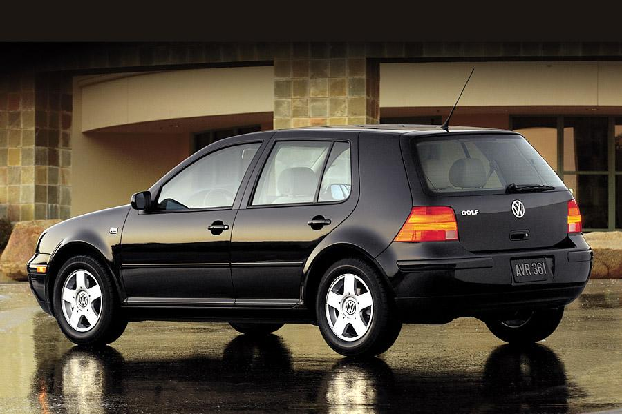 2002 Volkswagen Golf Reviews, Specs And Prices