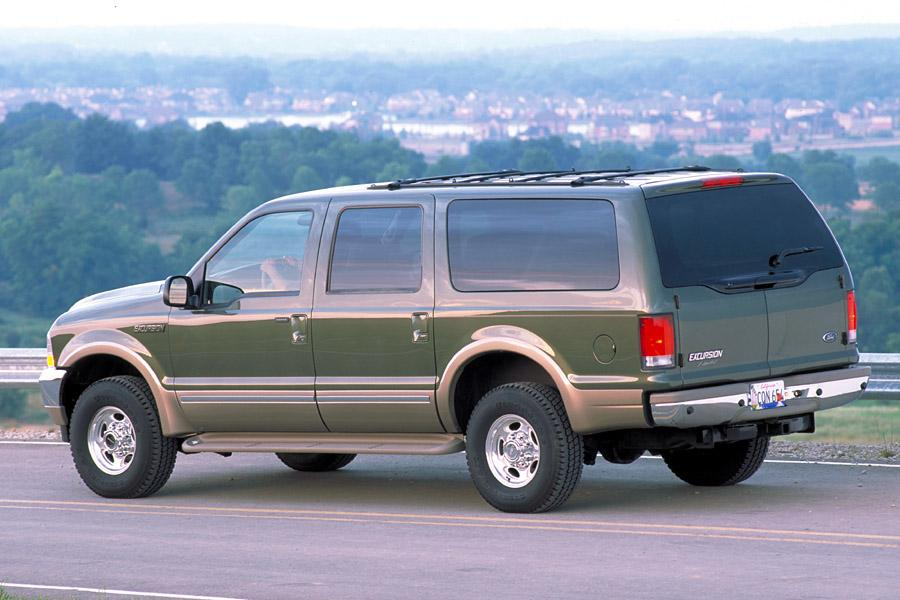 2002 Ford Excursion Photo 2 of 8