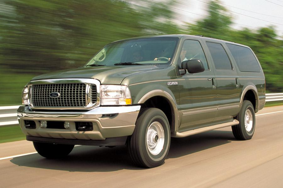 2002 Ford Excursion Photo 4 of 8