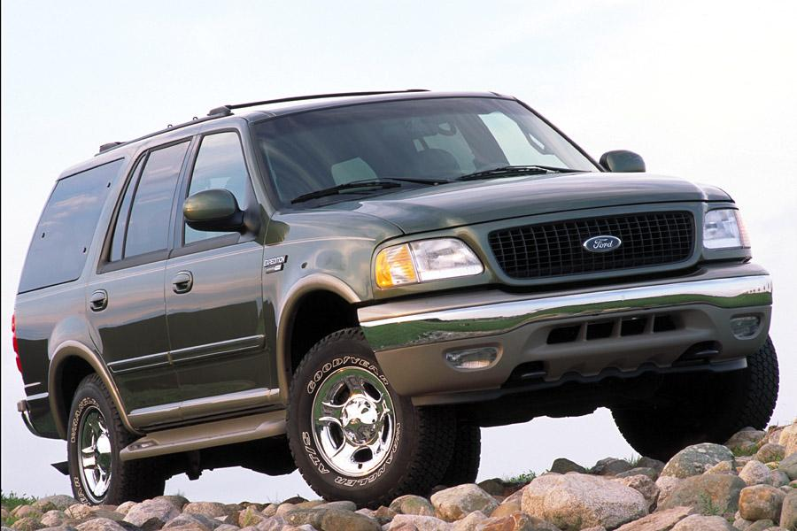 2002 Ford Expedition Photo 1 of 5