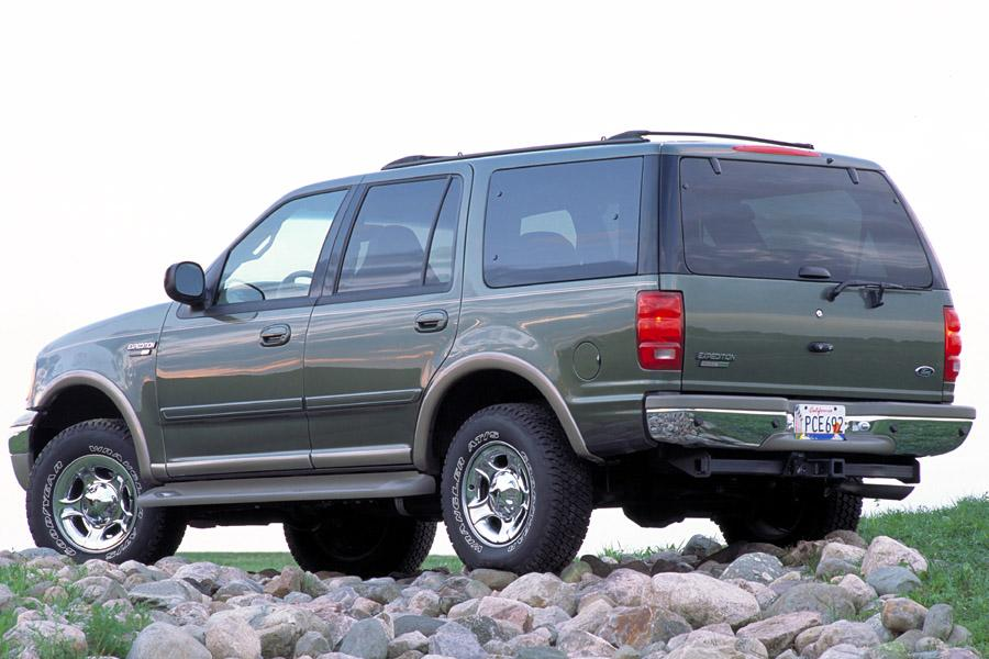 2002 Ford Expedition Overview Cars Com