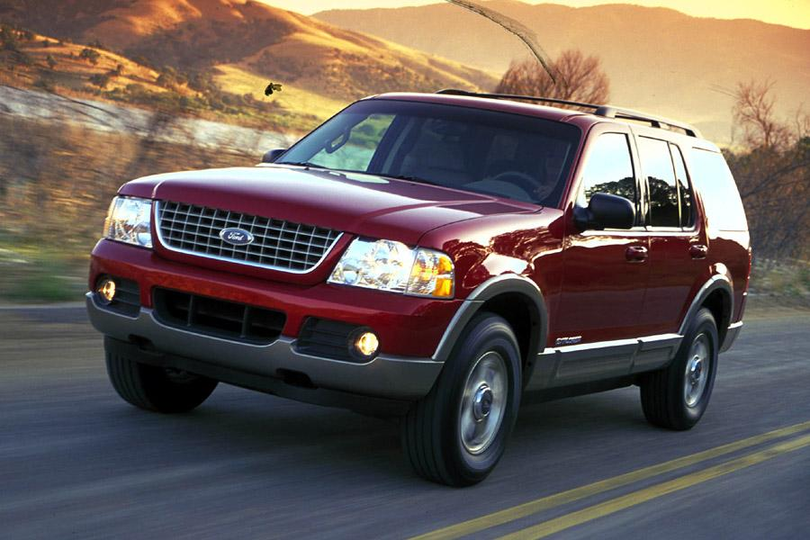 2002 ford explorer overview. Cars Review. Best American Auto & Cars Review