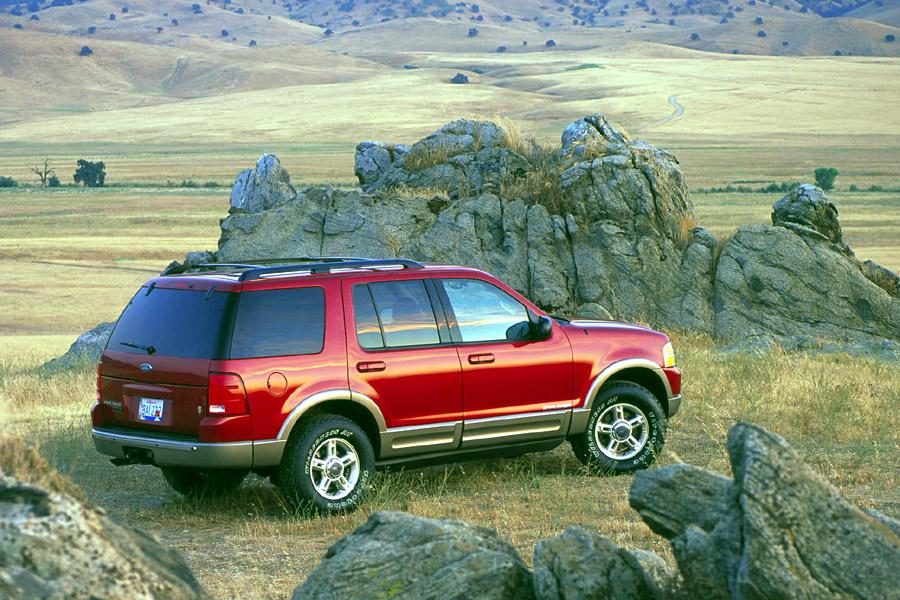 2002 Ford Explorer Photo 4 of 17