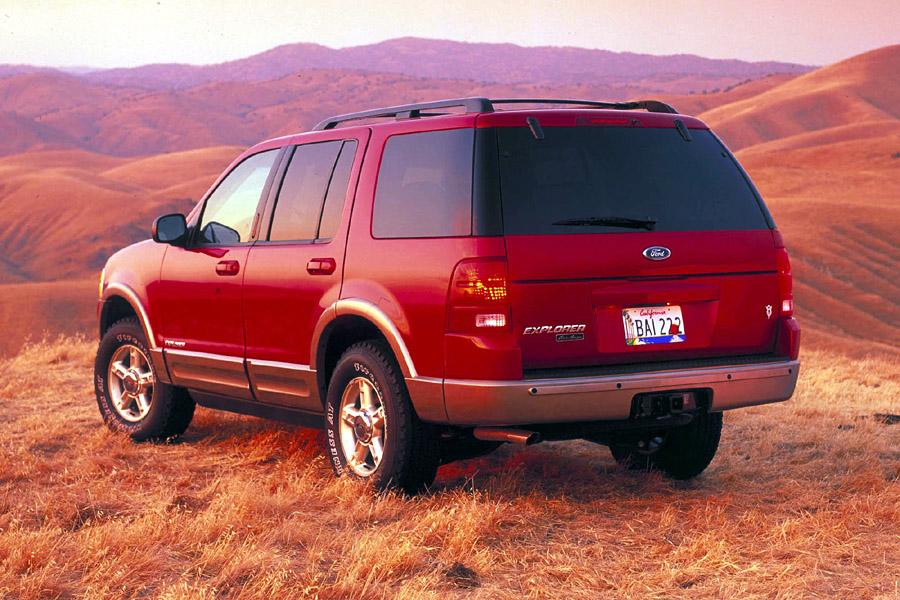2002 Ford Explorer Photo 5 of 17
