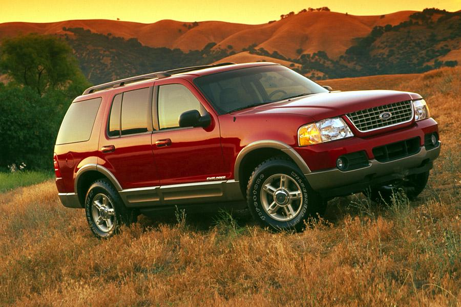 2002 Ford Explorer Photo 2 of 17