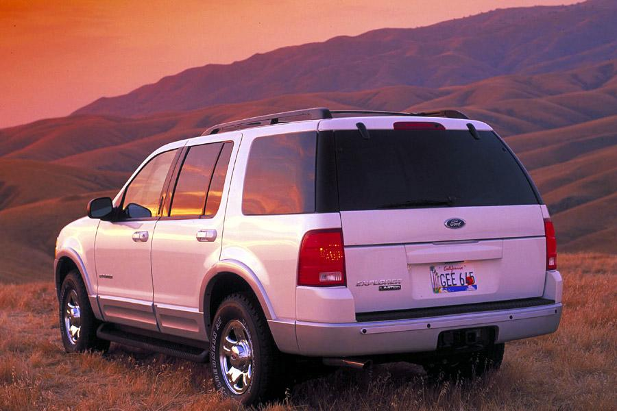 Ford Explorer Reviews New Cars Used Cars Car Reviews And - 2002 explorer