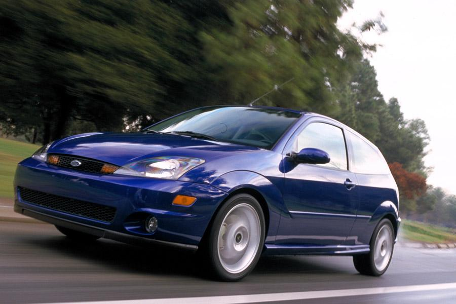 2002 Ford Focus Overview  Carscom