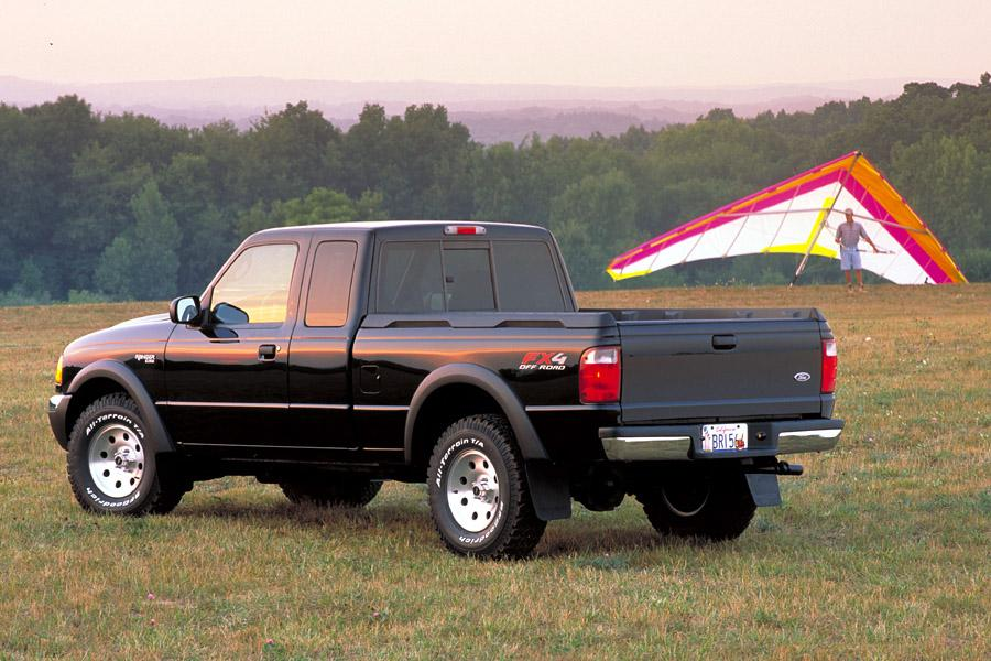2002 Ford Ranger Photo 2 of 6