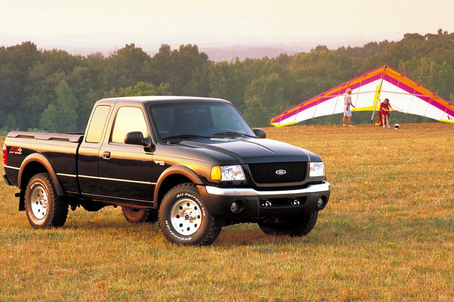 2002 Ford Ranger Photo 1 of 6