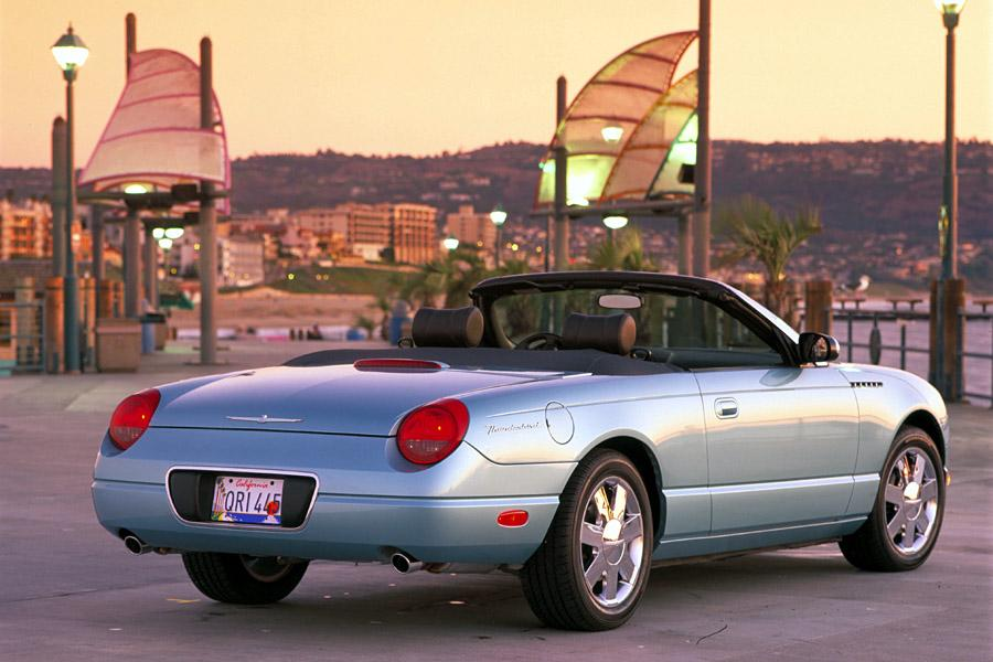 2002 Ford Thunderbird Photo 1 of 13
