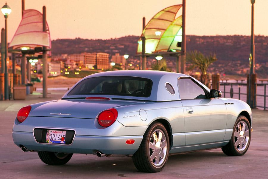 2002 Ford Thunderbird Photo 3 of 13