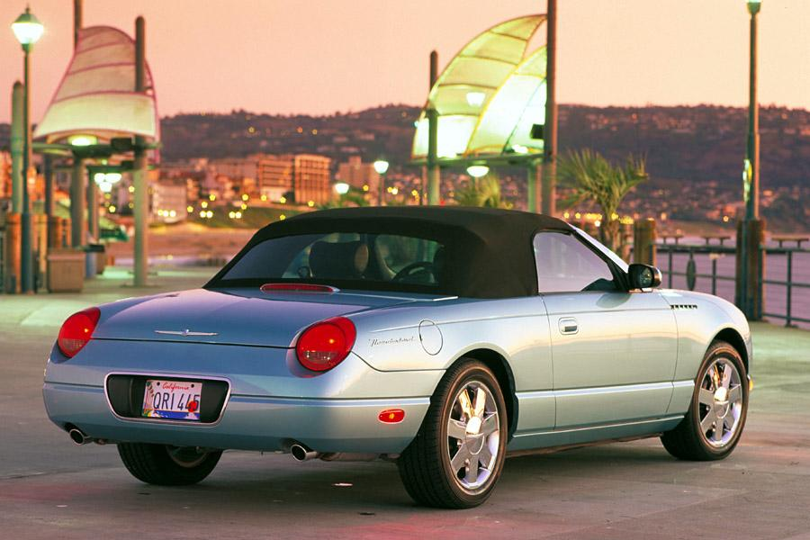 2002 Ford Thunderbird Photo 6 of 13