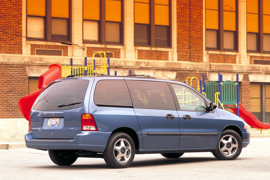 2002 Ford Windstar Overview  Carscom