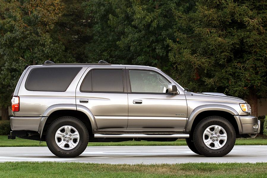 2002 toyota 4runner overview. Black Bedroom Furniture Sets. Home Design Ideas