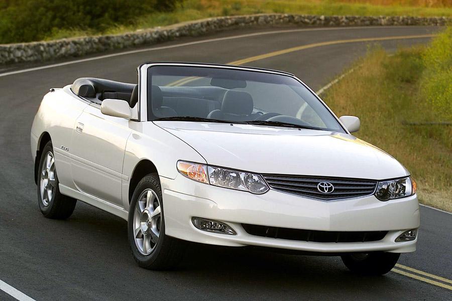 1999 Toyota Camry For Sale >> 2002 Toyota Camry Solara Reviews, Specs and Prices | Cars.com