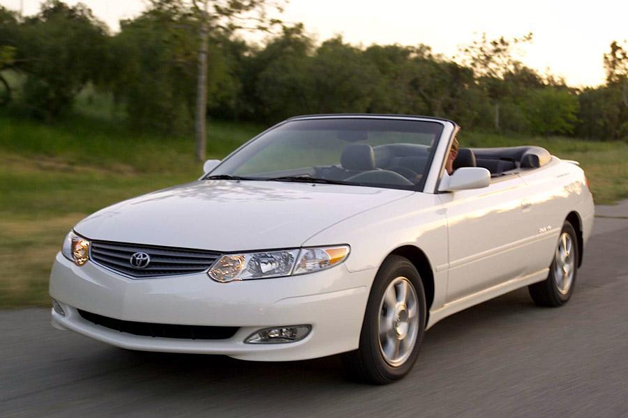 2002 Toyota Camry Solara Photo 6 of 12