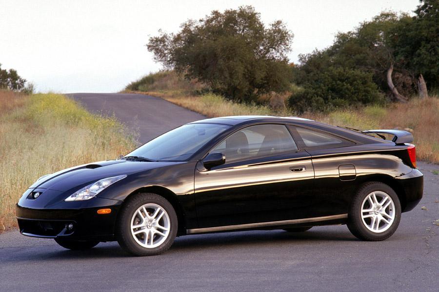 2002 Toyota Celica Overview Cars Com