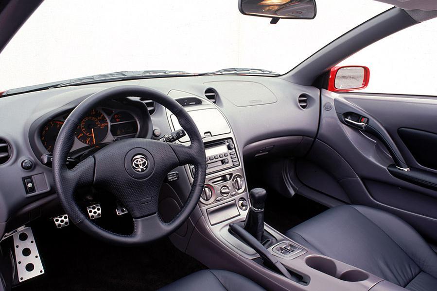 2002 Toyota Celica Photo 5 of 5