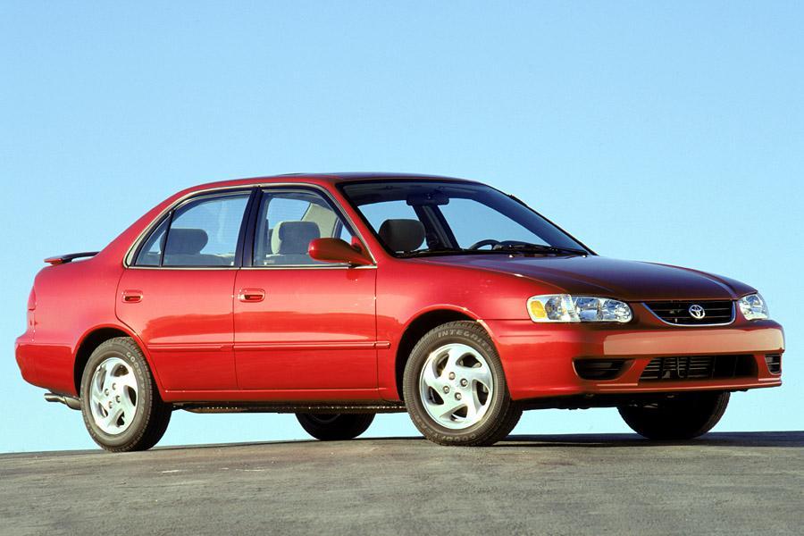 2002 Toyota Corolla Photo 1 of 5