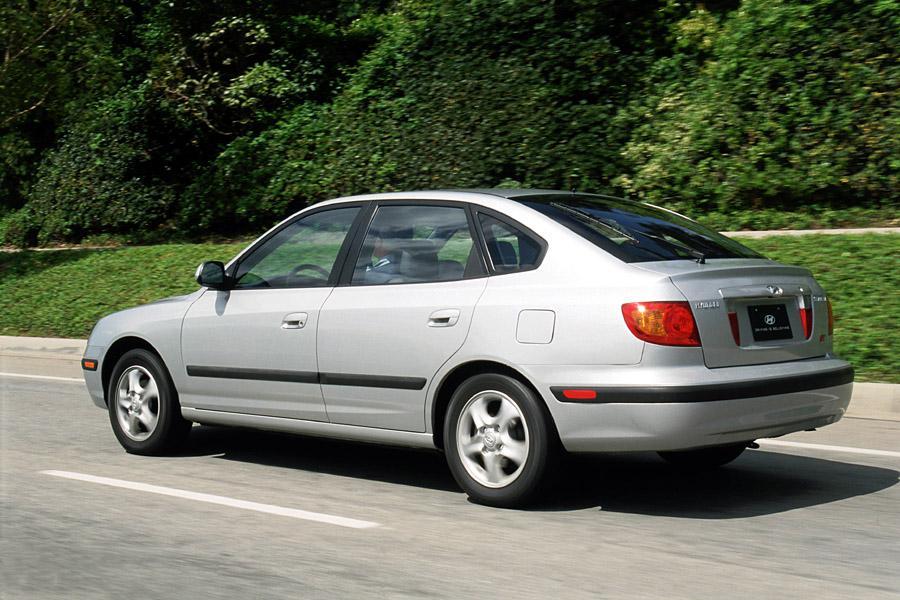 2002 Hyundai Elantra Photo 3 of 8