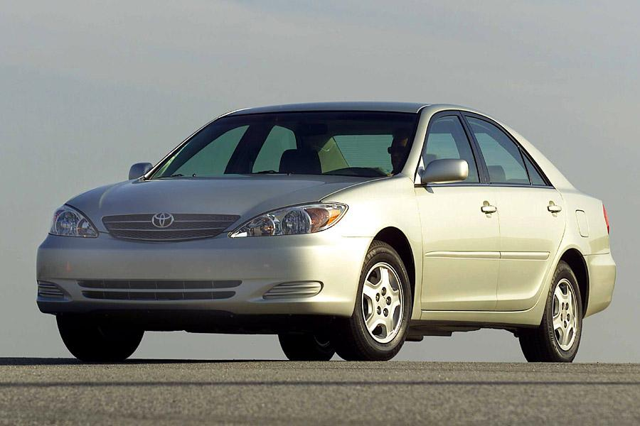 2002 Toyota Camry Photo 1 of 33