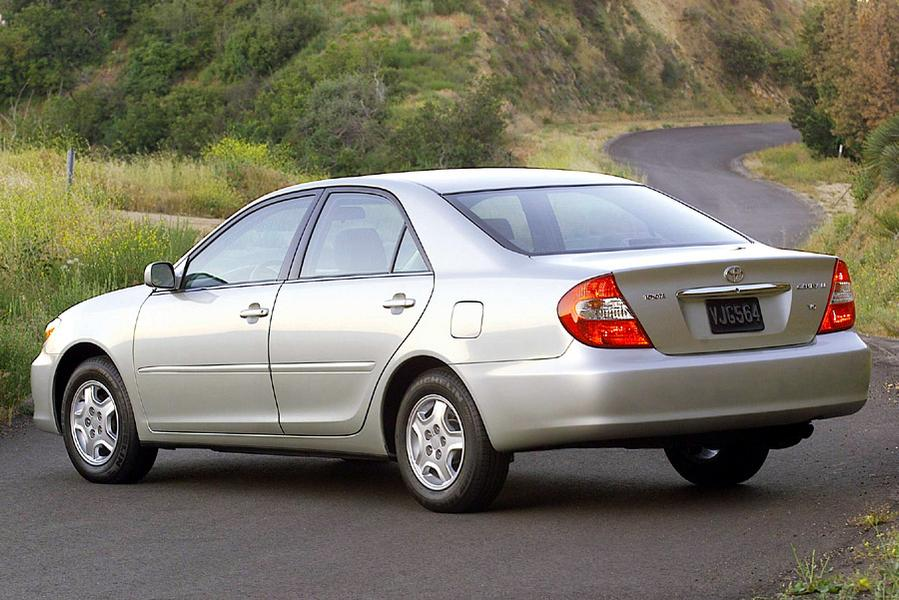 2002 Toyota Camry Photo 4 of 33