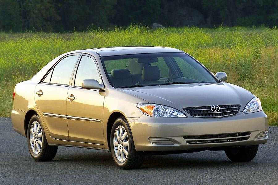 2015 Toyota Camry For Sale >> 2002 Toyota Camry Reviews, Specs and Prices | Cars.com