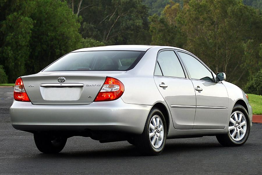 2013 Toyota Camry For Sale >> 2002 Toyota Camry Reviews, Specs and Prices | Cars.com