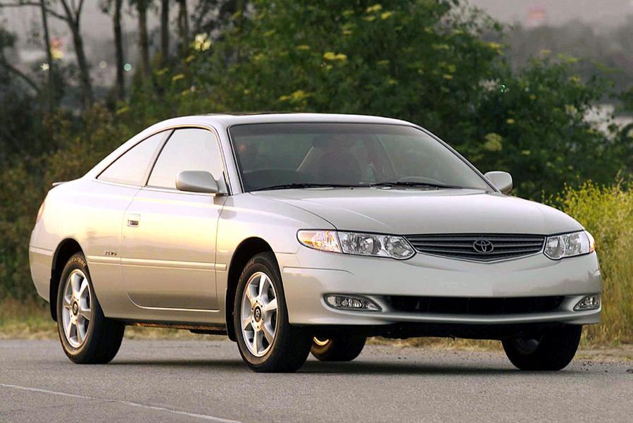 2002 Toyota Camry Solara Photo 1 of 12