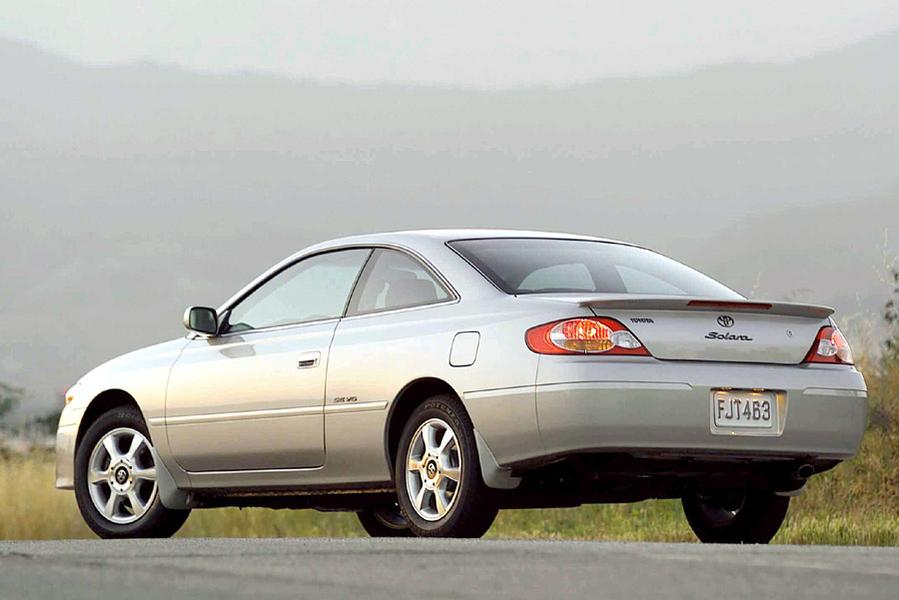 2002 Toyota Camry Solara Photo 3 of 12