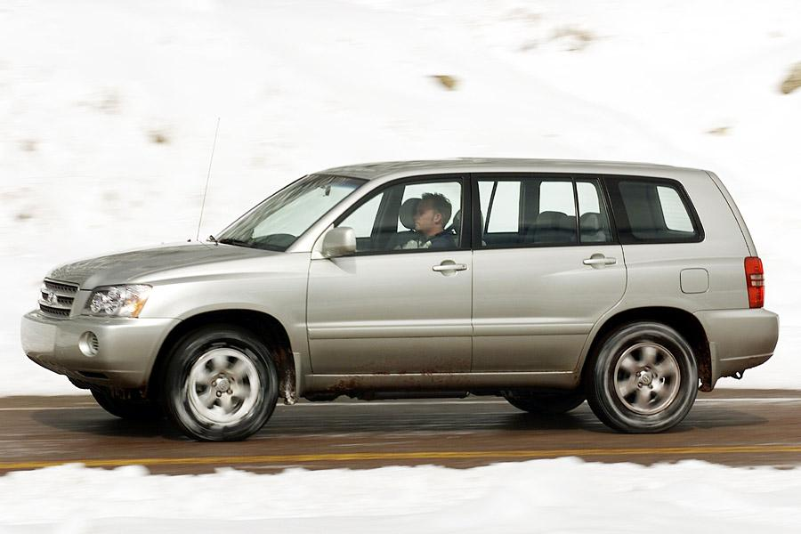 2002 Toyota Highlander Overview | Cars.com