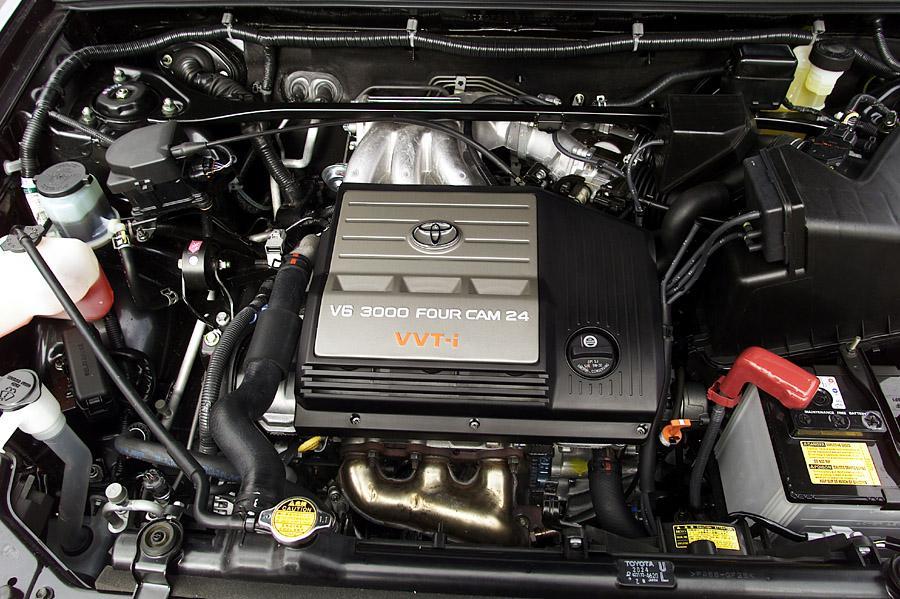 2016 Toyota Highlander For Sale >> 2002 Toyota Highlander Specs, Pictures, Trims, Colors    Cars.com