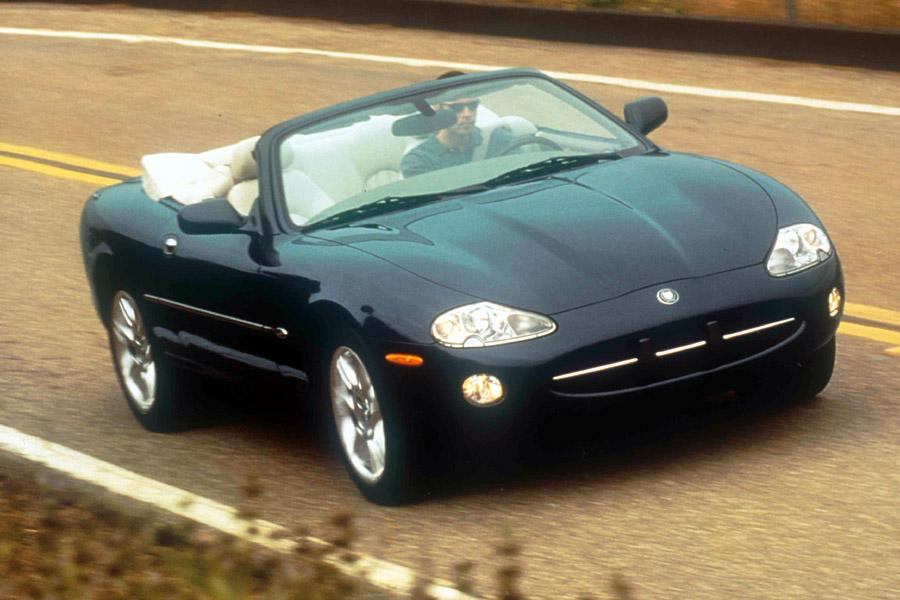 2002 Jaguar XK8 Photo 2 of 6