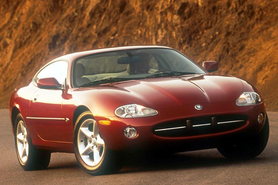 2002 Jaguar XK8 Photo 4 of 6
