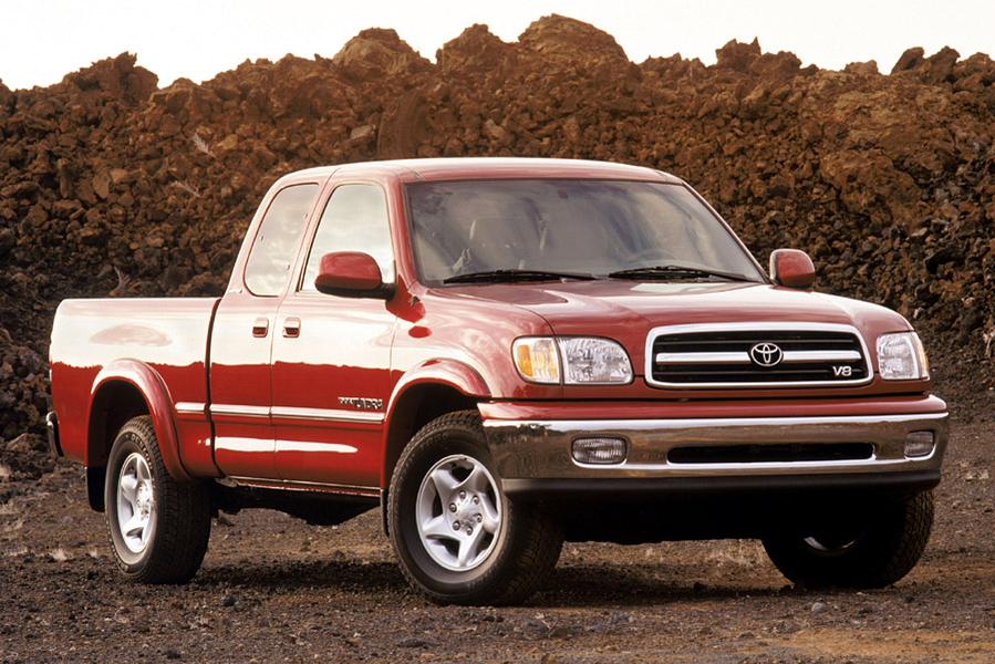 2002 Toyota Tundra Photo 1 of 7