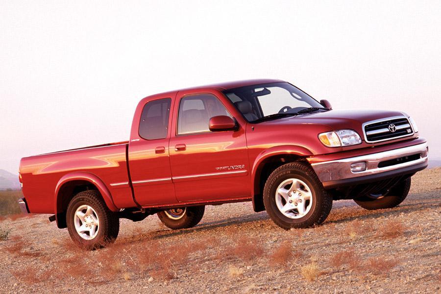 2002 Toyota Tundra Photo 3 of 7